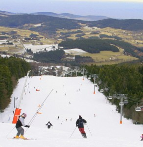 station ski chalmazel piste granges
